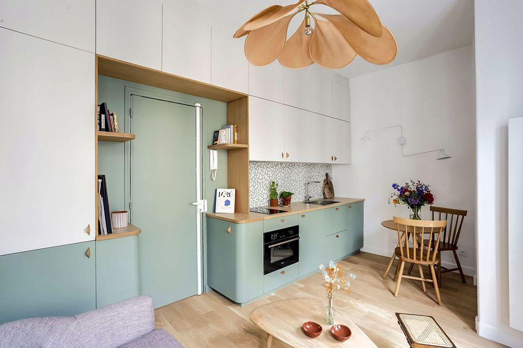 Kinh nghiêm thiết kế tủ bếp nhỏ đẹp