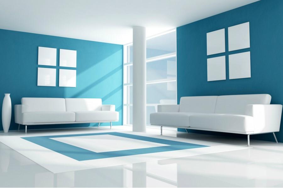 Lựa chọn màu sơn phù hợp sẽ giúp gia tăng tài lộc cho gia chủ.
