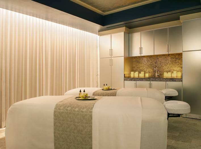 thiết kế giường spa đẹp