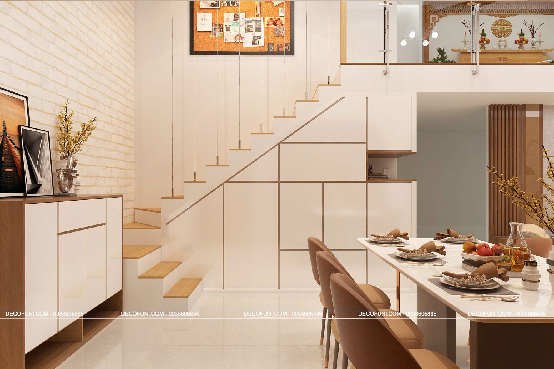 Nơi phòng bếp rộng rãi và vô cùng tiện nghi
