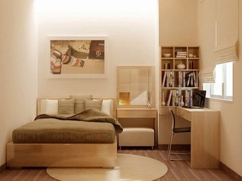 Mẫu phòng ngủ khép kín 15m2 đẹp