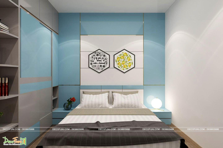 Trang trí phòng ngủ chung cư đẹp