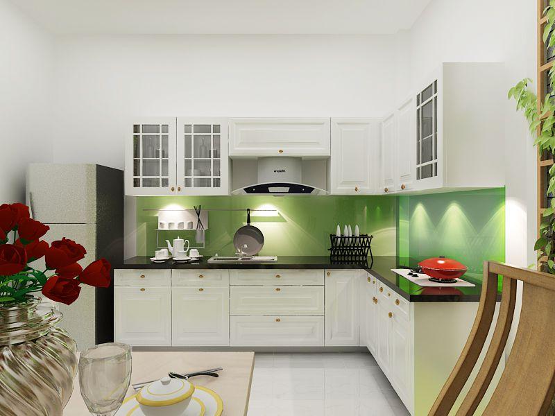 Hướng bếp nhà chung cư hợp phong thủy