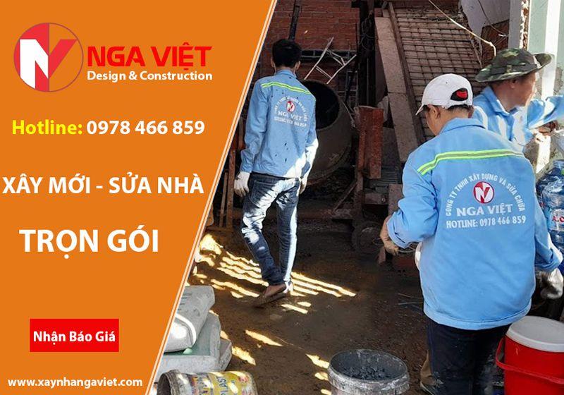 Công ty xây nhà Nga Việt