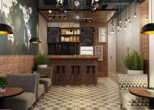 Thiết kế thi công quán cafe văn phòng đẹp tại TpHCM