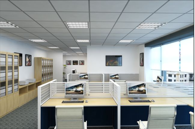 Thiết kế văn phòng nhỏ 40m2 chuyên nghiệp tại TpHCM