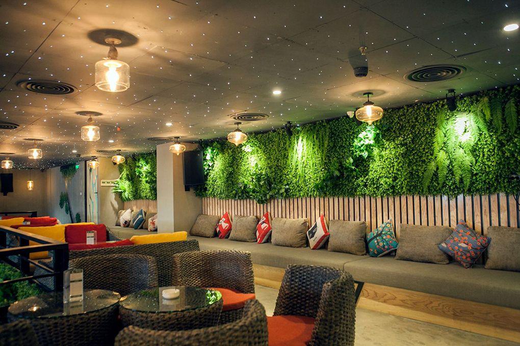 Thiết kế quán cafe văn phòng đẹp