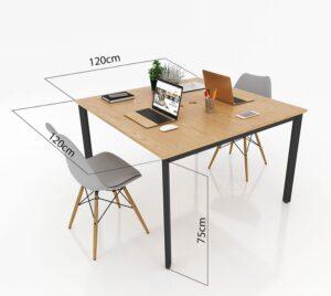 Kích thước bàn làm việc chuẩn