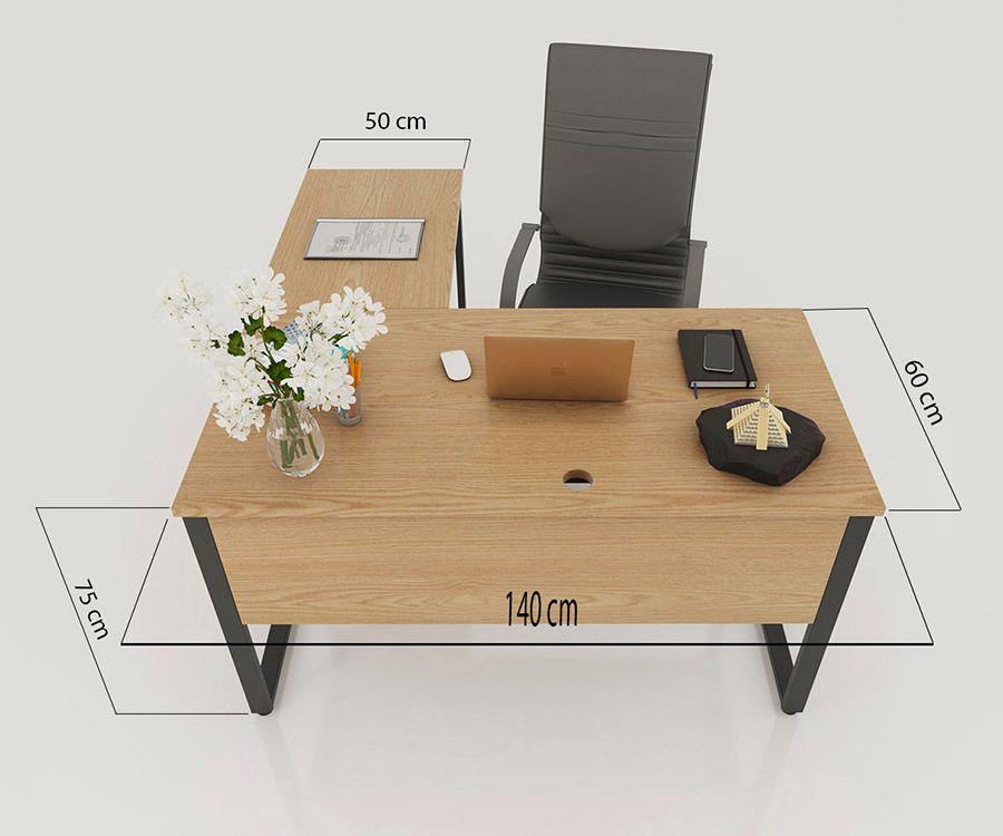 Kích thước bàn làm việc nhân viên