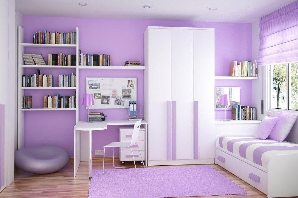 Màu sơn nhà đẹp cho phòng ngủ