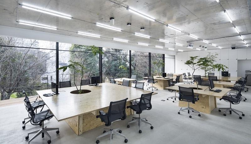 Tiêu chuẩn thiết kế văn phòng đẹp