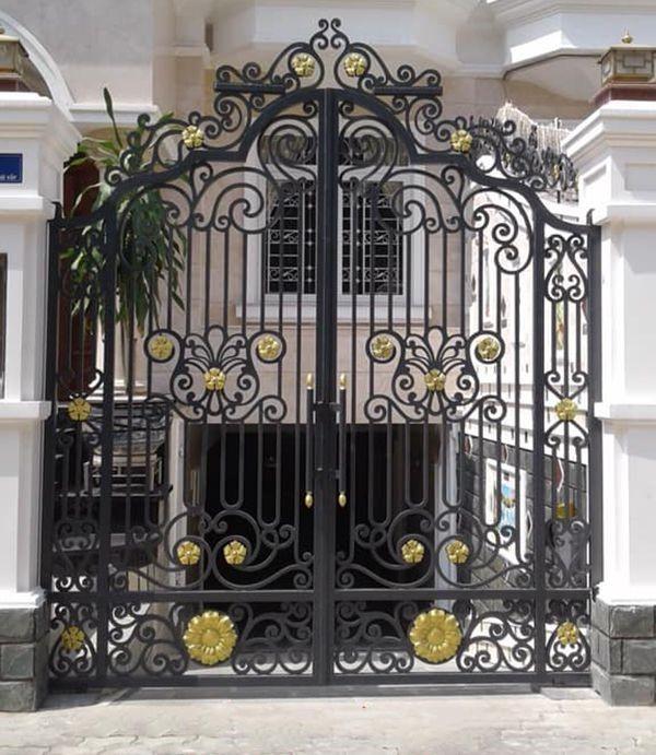 Thước lỗ ban cửa cổng là gì