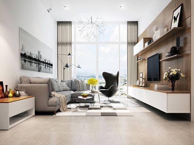 Công ty thiết kế thi công nội thất chuyên nghiệp sẽ mang đến không gian hiện đại cho công trình