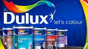 Sơn Dulux có khả năng chống thấm hiệu quả.